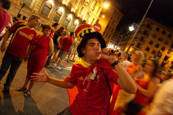 Spain, 2011