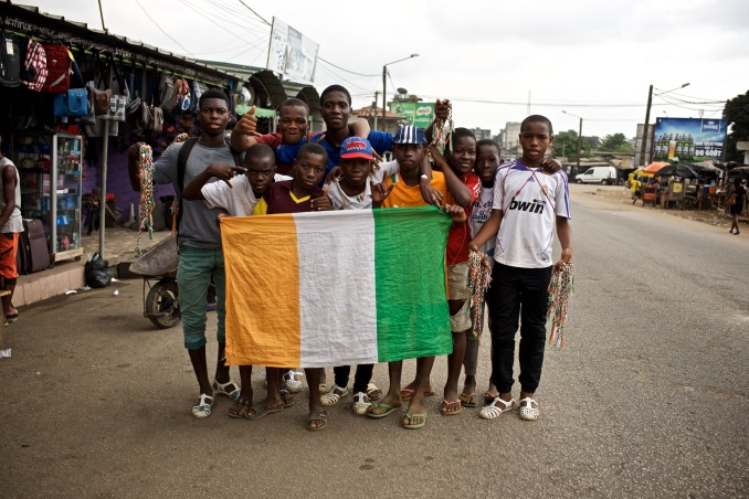 Football Culture Ivory Coast ©Spag 2