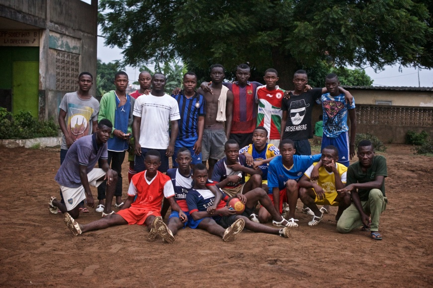 Football Culture Ivory Coast ©Spag 20