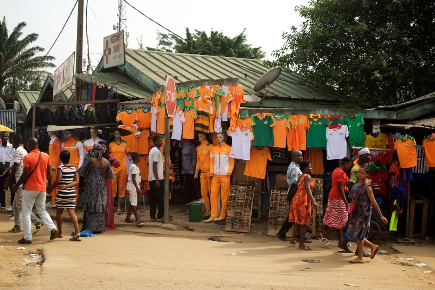 Football Culture Ivory Coast ©Spag 21