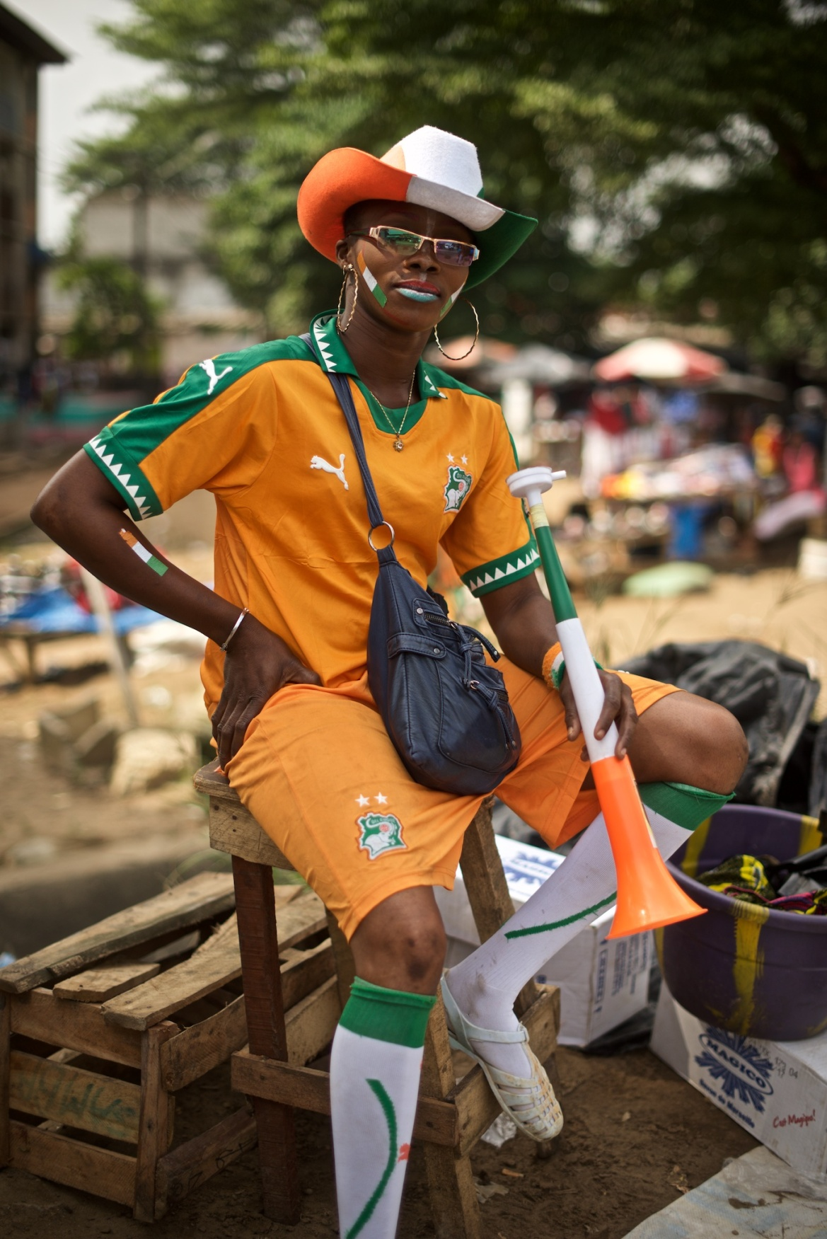 Football Culture Ivory Coast ©Spag 22