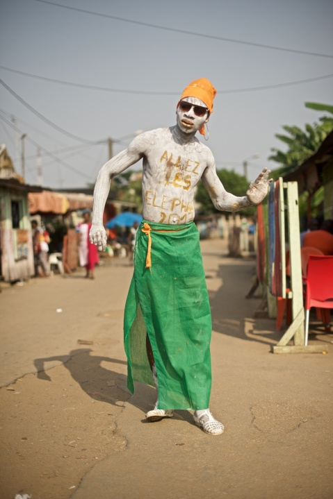 Football Culture Ivory Coast ©Spag 23