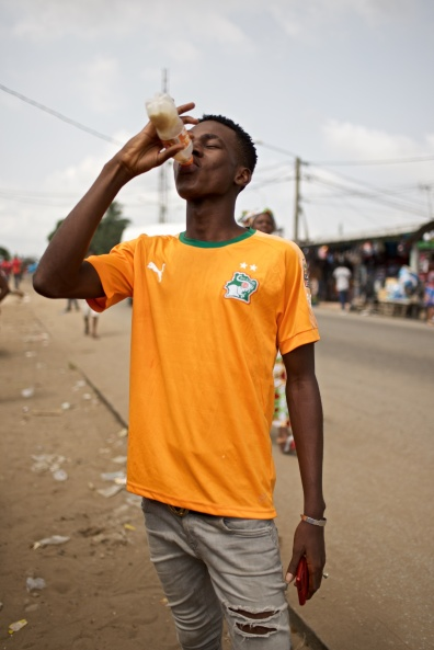 Football Culture Ivory Coast ©Spag 6
