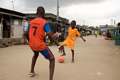 Football Culture Ivory Coast ©Spag 9