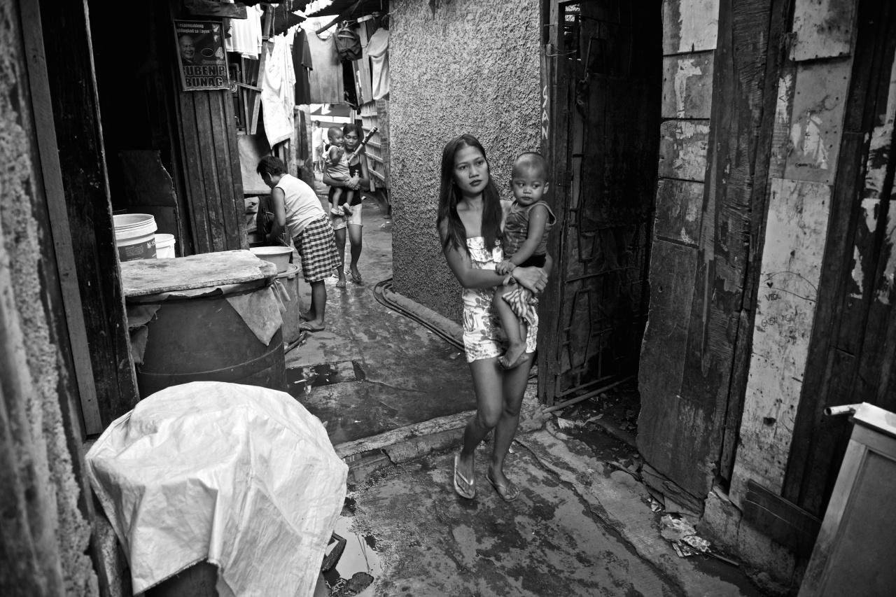 Slum Kids ©Spag 8